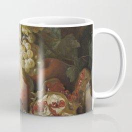 Abraham Brueghel - Stilleven Met Vruchten Coffee Mug