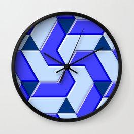 Geometrix XX Wall Clock