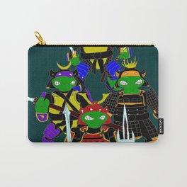 Turtles in armor fan art Carry-All Pouch