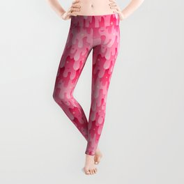 Rose Slime Leggings