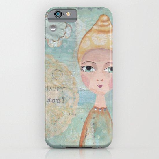 Happy soul iPhone & iPod Case
