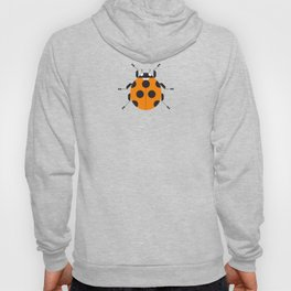 Lady Bug Green Hoody