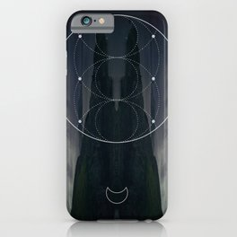 Goddess #2 iPhone Case
