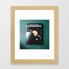 #261 The unfolding #Universe Framed Art Print
