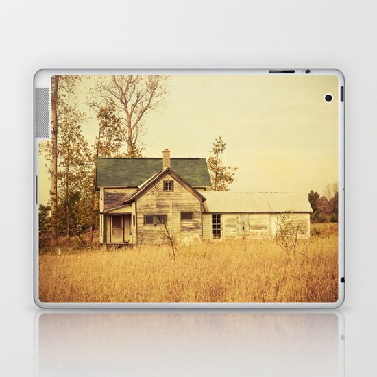 Lonely World Laptop & iPad Skin
