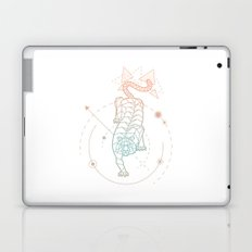 Low Poly Tiger Outline Laptop & iPad Skin