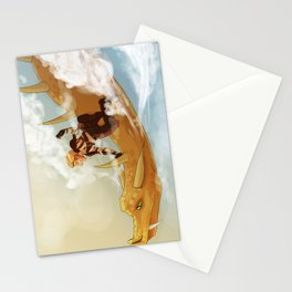 Dragons and Direction: Niall Stationery Cards