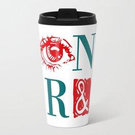 Randian Rebus Travel Mug