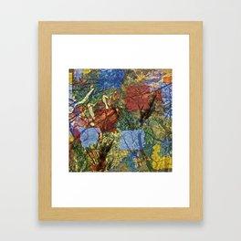 Autumns Dance Framed Art Print
