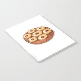 Desserts: Upside-Down Cake Notebook