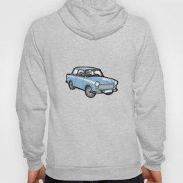 German Trabant DDR Oldtimer Youngtimer Classic Car Hoody