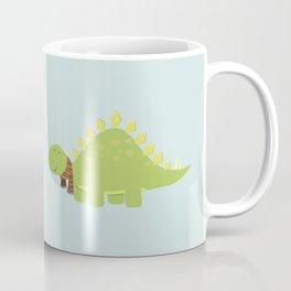 ScarfTegosaurus Coffee Mug