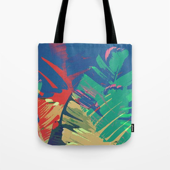 Tropic Topic Tote Bag
