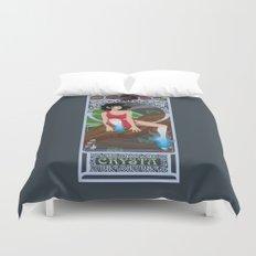 Crysta Nouveau - Fern Gully Duvet Cover