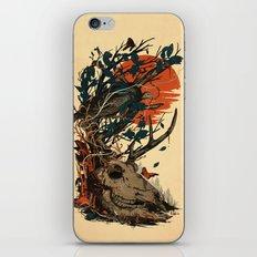 Dominate iPhone Skin