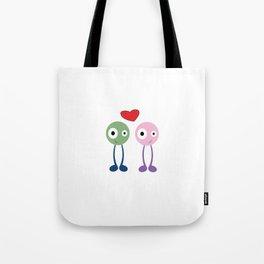Dood Love Tote Bag
