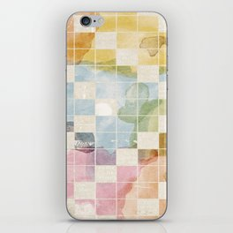 Watercolor I iPhone Skin