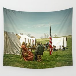 Lunch Time Wall Tapestry