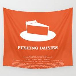 Pushing Daisies Wall Tapestry