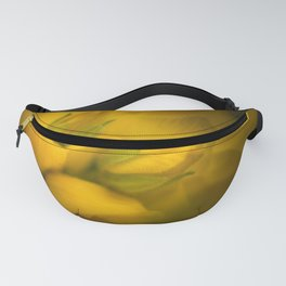 Dotted loose strife flowers Fanny Pack