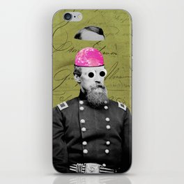 Color Chaos Collection -- Get It Or Not? iPhone Skin
