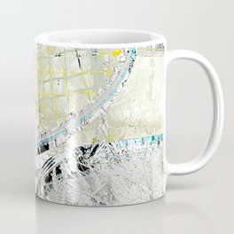 Tennis Art 2 Coffee Mug