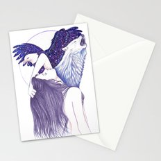 Wings Of An Eagle Stationery Cards