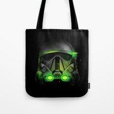Death Trooper Shadow Tote Bag