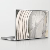 middle earth Laptop & iPad Skins featuring Earth 1 by angela deal meanix