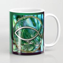 Paua Fishing Coffee Mug