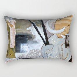 Pleasure of Execution Rectangular Pillow