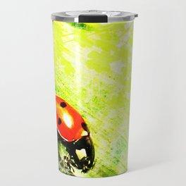 Coccinelle - version light Travel Mug