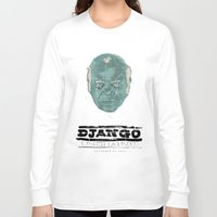 stephen king Long Sleeve T-shirts featuring stephen by kjell
