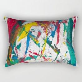 Anger is a Gift Rectangular Pillow