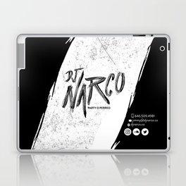 DJ Narco Laptop & iPad Skin