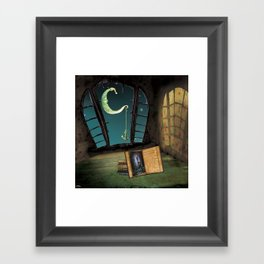 Imaginary Framed Art Print