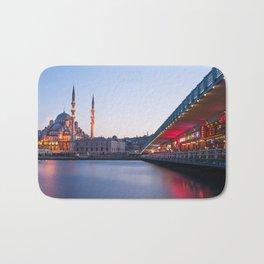 Istanbul Sunrise Bath Mat