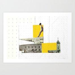 Rehabit 5 Art Print