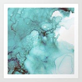 Aquatic Kunstdrucke