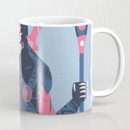 The Warrior Within Coffee Mug