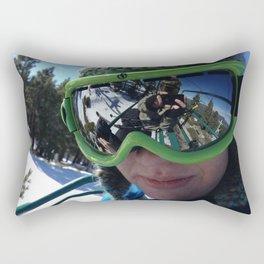 The Gnar Rectangular Pillow