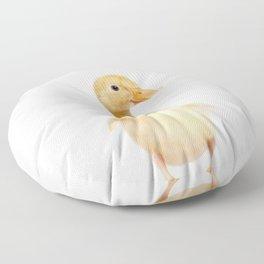 Hello Ducky Floor Pillow
