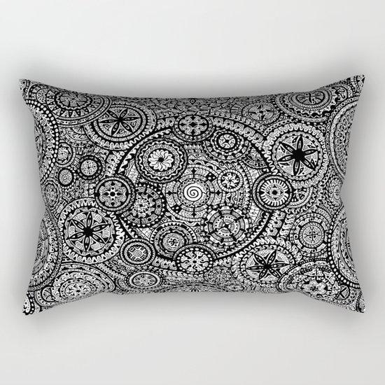 The Void Rectangular Pillow