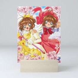 Cherry Blossom Girl Mini Art Print