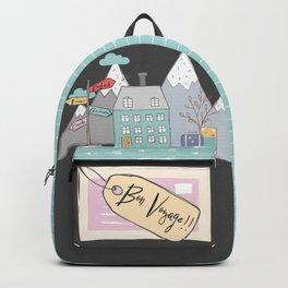 Bon Voyage! Backpack