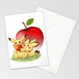 Omm Nom Nom Stationery Cards
