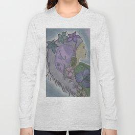 Foxy woman Long Sleeve T-shirt