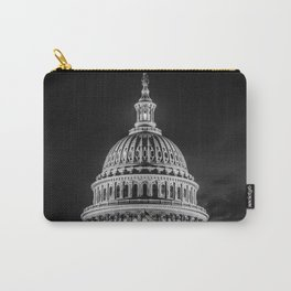 Politics are not Black & White Carry-All Pouch
