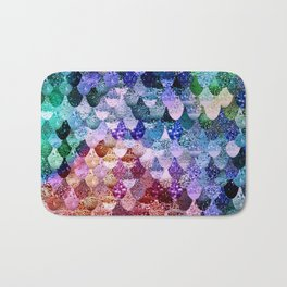 REALLY MERMAID FUNKY Bath Mat