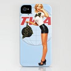 Vivian iPhone (4, 4s) Slim Case